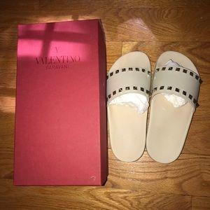 Valentino pvc sandal